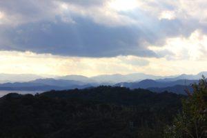 出羽島から見る朝日が贅沢すぎて感動する