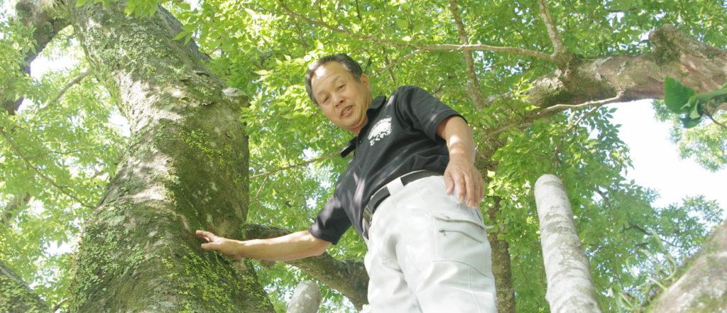「人生思うようにならん。けど、ほれがおもっしょい」高戸久さん