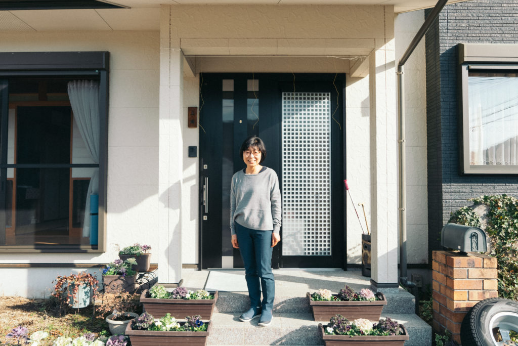 『牟岐町の事が大好きなので、現状守れるモノは出来る限り守っていきたい』牟岐町防災サークル 上田好美さん
